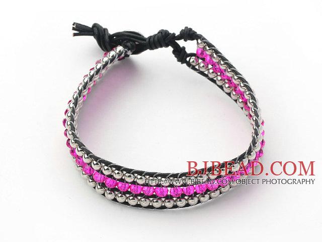 8mm fashion seashell beaded bracelet