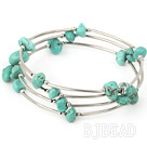 8-12mm turquoise bangle/bracelet