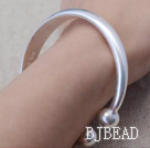 Simple Design Handmade 999 Sterling Silver Bangle Bracelet