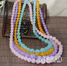 Natural Color Candy Beckite Tower Vorm kralen ketting