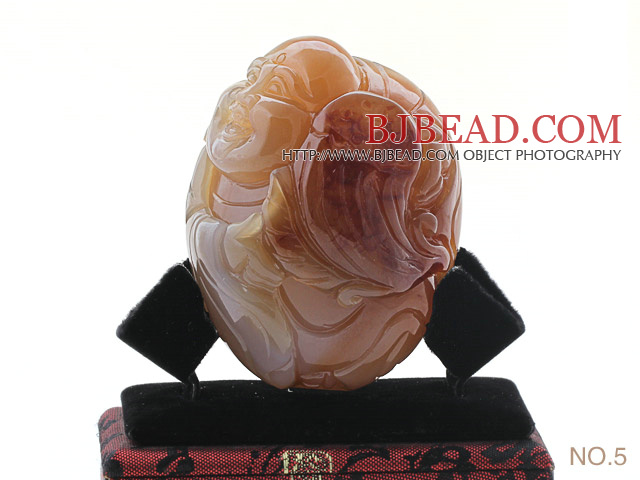 Fashion Charactor Series A Grade Alxa Agate Pendant (You Can Choose 1 From the 9 Pendants)