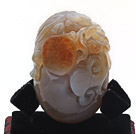 Fashion Mythical Creatures Series A Grade Alxa Agate Pendant (You Can Choose 1 From the 13 Pendants)