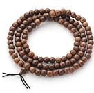 Multi Strands Natural Indonesia Tambac 108 Rosary Beads Bracelet