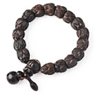 Fashion Amulet Jujube Wood And Lotus Rosary Beads Bracelet