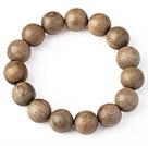 Beautiful Natural Silkwood Rosary Beads Bracelet, Lovers Bracelet