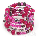 2013 Spring Design Hot Pink Series Pearl kr...