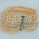 3-4mm pearl bracelet