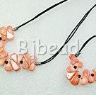 nice coral and garnet sets