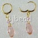 noble austrian crystal drop earrings under $ 40