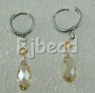 austrian crystal drop earrings under $ 40