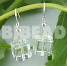 hot glaze earrings